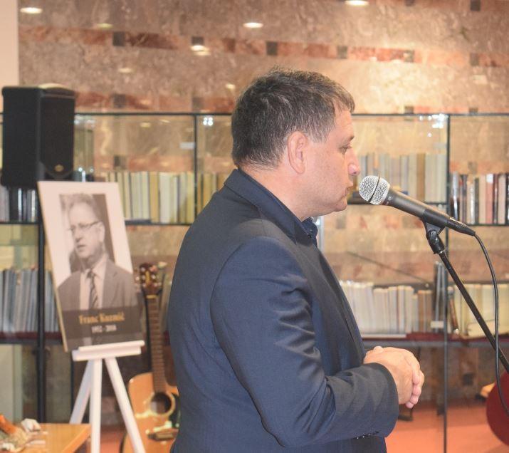 Podpredsednik PDGMS dr. Alojz Šteiner