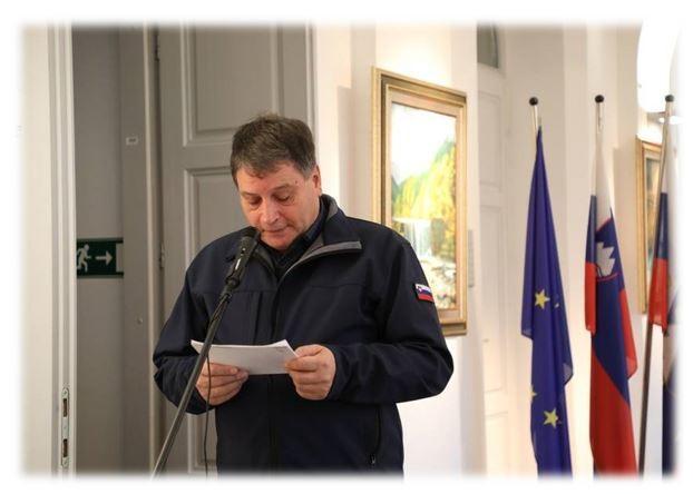 Govor generalmajorja dr. Alojza Šteinerja