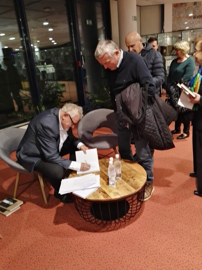 Evgen Car: Moja zgodba