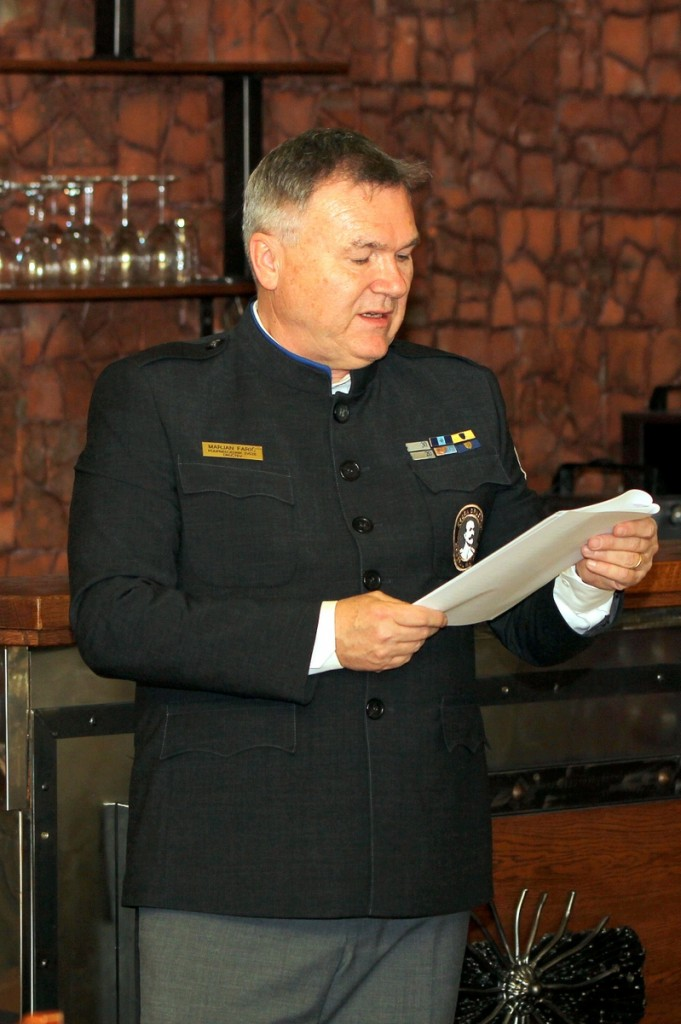 Letni občni zbor Prekmurskega društva general Maister Murska Sobota