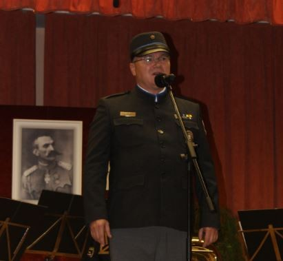 Poklon generalu Maistru v Dokležovju